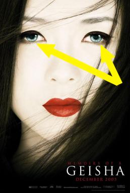 Geisha-Poster